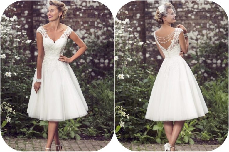 Size 16- Ivory/Silver- Retail Price £755- Sale Price £500