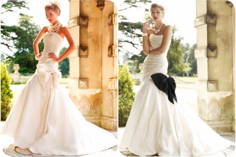 Size 12- Ivory/Black- Retail Price £2,390- Sale Price £750