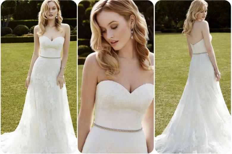 Size 14- Ivory- Retail Price £1,530- Sale Price £950